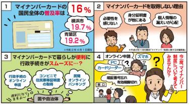 vol.10 「マイナンバー制度」についていま一度、考えてみませんか?(市政レポート発行)